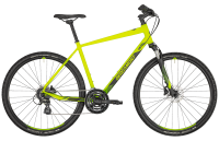 Bergamont Helix 3 Gent - yellow/black (matt) - 64 cm