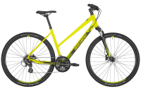 Bergamont Helix 3 Lady - yellow/black (matt) - 44 cm